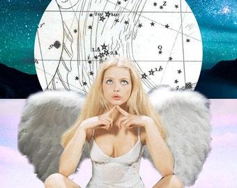 Virgo Horoscope Print