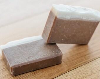 """Handmade Soap, """"Pumpkin Lager"""", Australian, Vegan"""