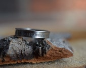 "Coin Ring - US Size 14 - 2000 Canada 2 Dollar ""Toonie"""