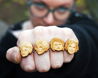 Golden Girls Friendship Rings