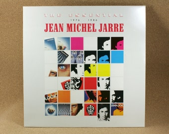 Jean Michel Jarre - The Essential (1976-1986) Vinyl LP - 1985 French Pressing - Electronic Ambient Music - Disques Dreyfus Records