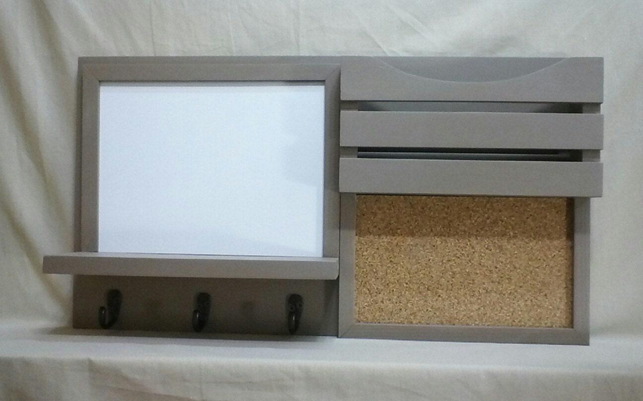 Dry Erase Message Center Cork Board Entryway D 233 Cor