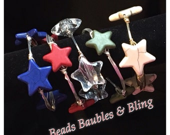 Stackable Star Bangles!!!