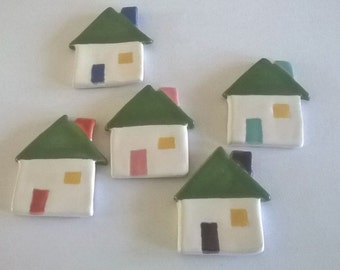Small Houses With Chimney