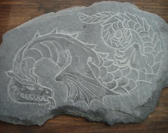 Dragon / Dragon - Cuélebre