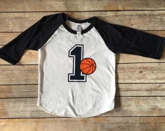 Sports Birthday Raglan T Shirt