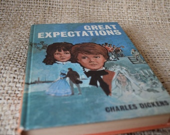 Great Expectations. Charles Dickens. Bancroft Classic Series Book. 1972