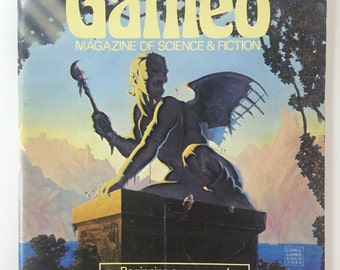 Galileo Magazine of science fiction number five