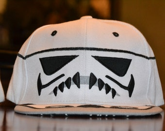 Star Wars Storm Trooper Snap-back Cap