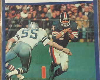 New York Giants 1976 Sports Focus Football Issue