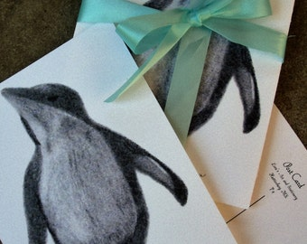 Postcards / Penguin Postcards / Penguin Postcard Sets / Just Because Cards / Art