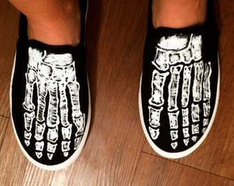 Skeleton Shoes