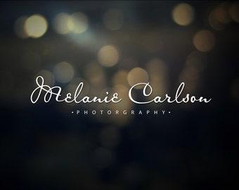 Logo Design - Photography Watermark - Custom Photography Logo - Business Logo Design