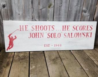 He Shoots...He Scores
