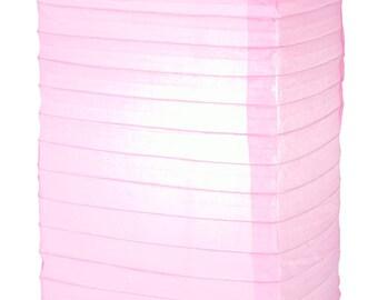 Pink Hako Paper Lantern - 8HKO-PK