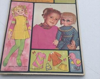 Buffy paper dolls