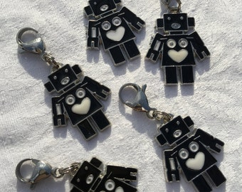 Robot Zipper Pulls   Party Favors   Friendship Gifts   Party Favors and Prizes   Team Gift   Hanukkah Gift for Friends   Classroom Gift