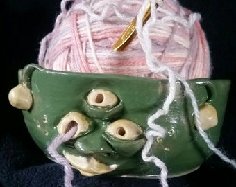 Alien Yarn Bowl