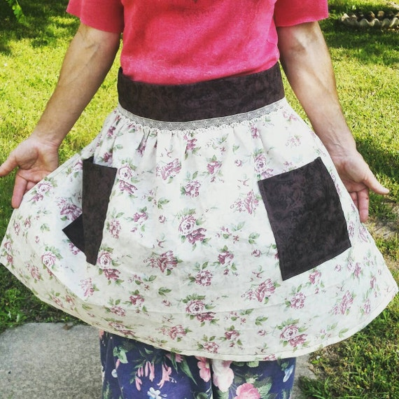 Roses and Lace Apron