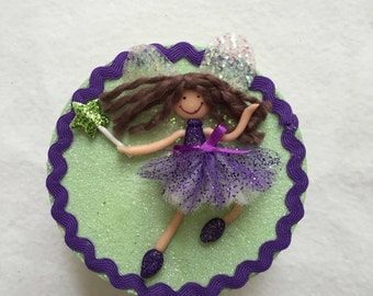 Fairy gift/party favor box