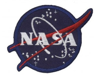 NASA Patch - National Aeronautics and Space Administration