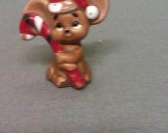 Lefton Holiday Figurine