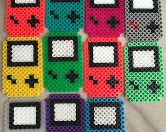 Gameboy Color Perler