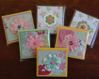 Post it Note Holder, Stationery, Co-Worker Gift, Teacher Gift, Sticky note Holder