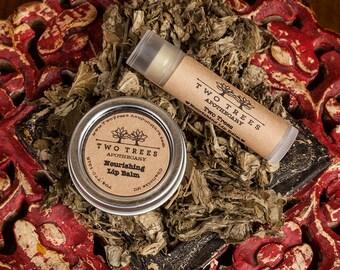 Chinese Herbal Lip Balm