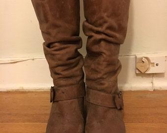 Southwestern boots