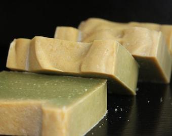 Patchouli & Orange - cold process soap