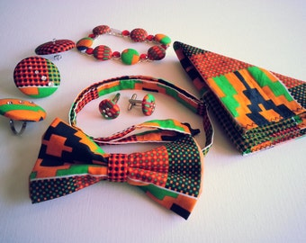 Closwav kente set