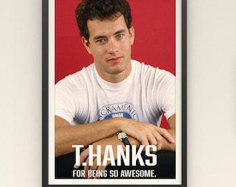 T.Hanks Poster