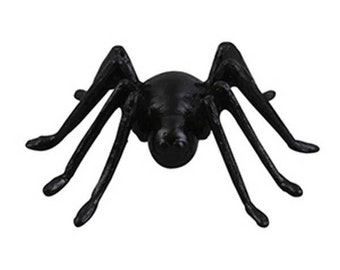 Cake Decorating Halloween Cupcake Toppers - Spiders