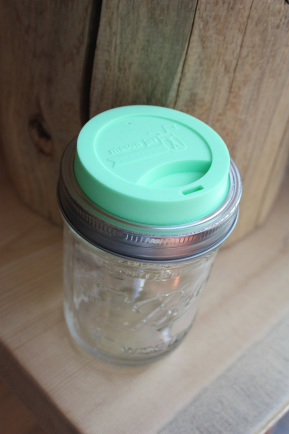 mason jar drinking lids silicone for wide mouth mason jars. Black Bedroom Furniture Sets. Home Design Ideas