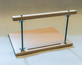 Simple Sewing Frame for Bookbinding