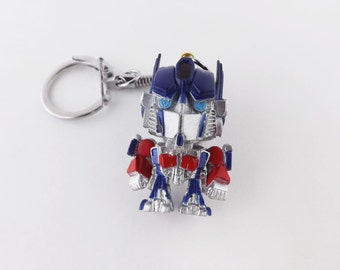 Transformers Keychain Optimus Prime, Bumblebee, Ironhide, Ratchet, Sentinal Prime Autobots Robots in disguise Geeky gifts party favors