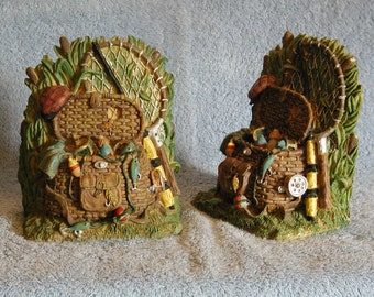 Bookends - Fishing Theme