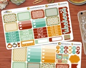 It's Fall Y'all weekly Planning Kit Perfect for your Erin Condren Life Planner!