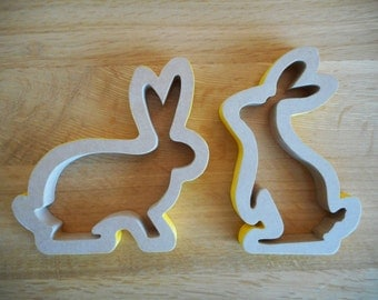 Easter Bunnies - set of two