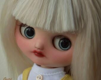 """Blythe Middie doll OOAK """"Gretel"""" custom"""
