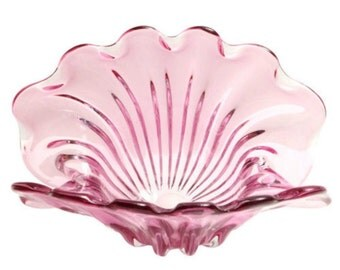 Large Murano Shell by Archimede Seguso