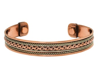 Copper Therapy Magnetic Bracelet