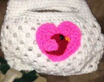 Handmade Valentine's Purse
