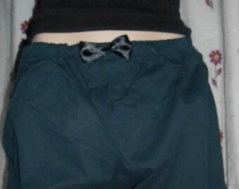 White or Black Lolita and Kawaii  shorts.