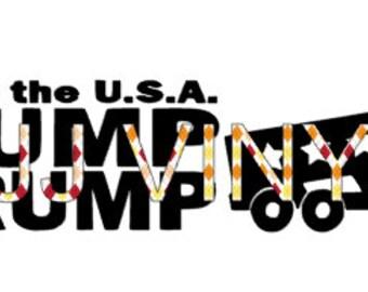 Dump Trump Decal