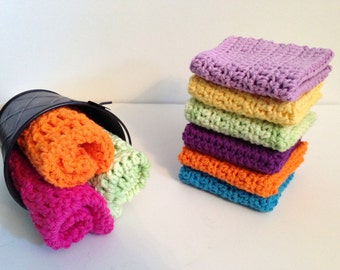 Dish or wash cloth