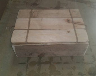 Small Rectangular Box with Lid