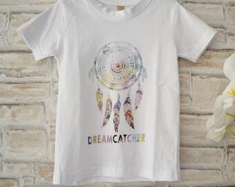 "T-shirt child daughter ""Dreamcatcher"""