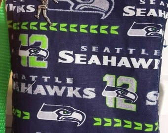 New seahawk cellphone holder and small purse